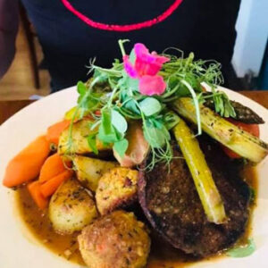 VEGAN SUNDAY ROAST